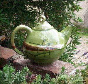 Atelier Poterie Pacia - pièce unique artisanale - Teapot