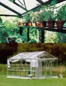 IMPORT GARDEN - GUY LANGE -  - Greenhouse