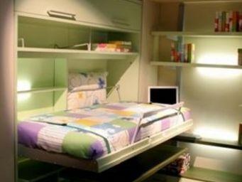 Espace et Mieux Etre - fredo - Wall Bed