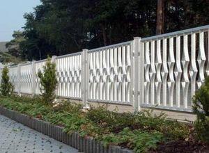 Dura Garden -  - Fence With An Openwork Design
