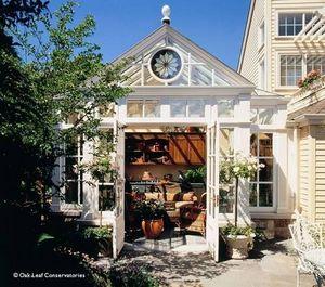 Oak Leaf Conservatories -  - Conservatory