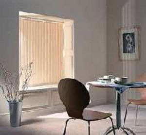 Broadview Blinds -  - Blind With Vertical Stripes