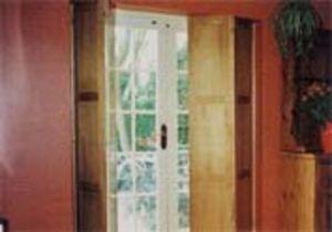 All Blinds -  - 2 Door Glass Door