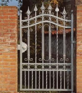 LA METALLERIE -  - Garden Gate