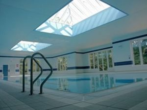 Malbrook Conservatories -  - Glass Roof