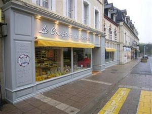Concept 3000 - le comptoir de carteret - Shop Layout