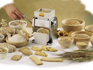 Tom Press -  - Grain Mill