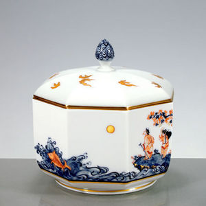 Meissen -  - Candy Jar