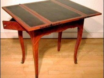 ANTIQUE GERMAIN -  - Games Table