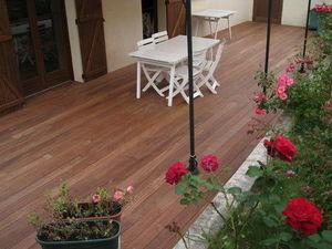 Parqueterie Rocs -  - Decked Terrace