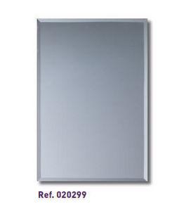 Adhesive mirror