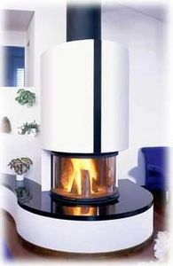 Sablux - vision 940 - Closed Fireplace
