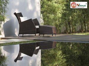 Sundance - kona arm chair - Armchair And Floor Cushion