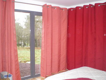 Stores Reflex'sol - rideau thermique - Overshadow Curtain