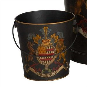 Oka - armorial - Coal Bucket