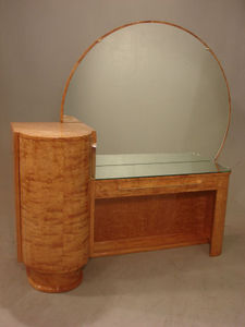 Galalithe -  - Dressing Table