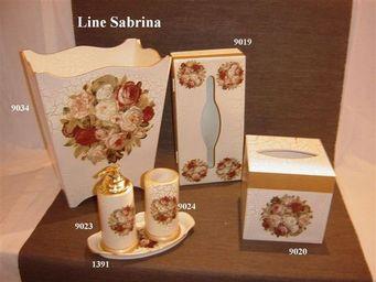 Tirinnanzi - sabrina - Bathroom Accessories (set)