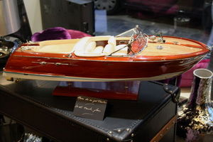 50 degres Nord - riva - Boat Model
