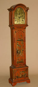 FRENCH ACCENTS -  - Free Standing Clock