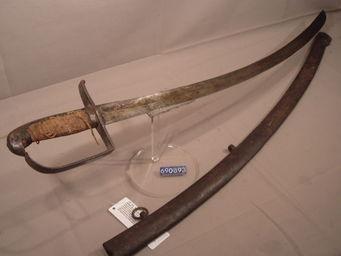 LE HUssARD - sabre de cavalerie autrichienne 1803 - Sabre