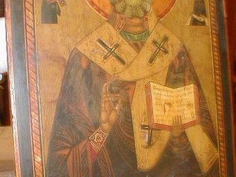 ANTIQUARIATO A. A. ZANNA -  - Religious Icon