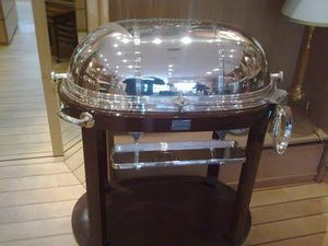 Chrysalia Orfevre -  - Dessert Trolley