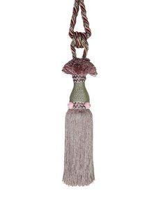 BEST FASHION - princesse silver pink - Tieback