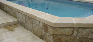 Rouviere Collection - vieux bassin - Pool Border Tile