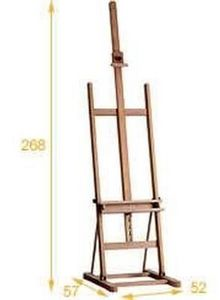 Creastore - d'atelier a patins - Easel
