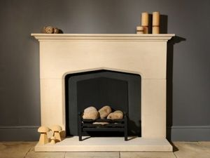 Wrights of Campden - the northwick - Open Fireplace