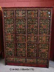 Anakita - Oriente - armario tibetano - Wardrobe