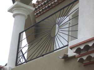 Art Metal Design -  - Stair Railing