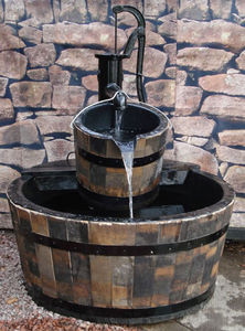 Ailsa Wood Products -  - Outdoor Fountain