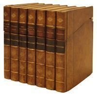 The Original Book Works - cd multi-spine lidded box d0324 - Cd Box