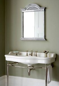 Catchpole & Rye - the empress console on frame - Washbasin With Legs