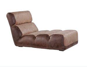 ROCHE BOBOIS - tie break - Lounge Chair