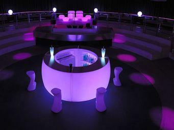 VONDOM -  - Lighted Bar Counter