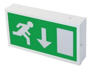 Channel Safety Systems - dale - self test - Illuminated Sign