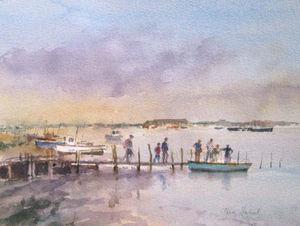 Barry Keene Gallery -  - Watercolour