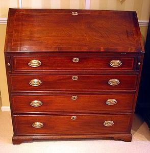 Barry Cotton Antiques -  - Secretary Desk
