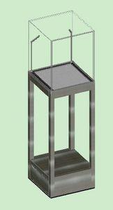 Metalico - brown thomas - Display Cabinet