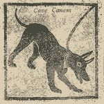 Florian Tiles - mosaics - cave canem - Mosaic Reproduction
