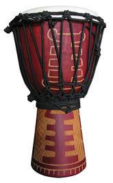 RAINSTICK TRADING - 40cm jammer djembe (dj40jam) - Djembe Drum