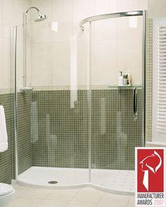 Roman - freedom slide - Shower Screen Panel