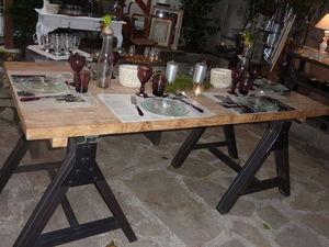 GeOZe - cirée - Trestle Table