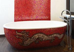 Aquadesign studio - buddha bar - Freestanding Bathtub