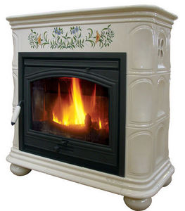Ceramique Regnier -  - Wood Burning Stove
