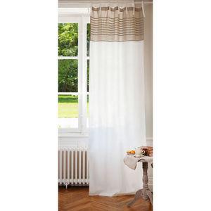 MAISONS DU MONDE - rideau lys - Knotted Curtain