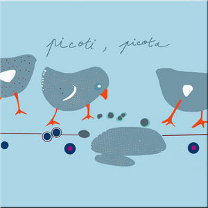 DECOHO - picoti picota - Children's Picture