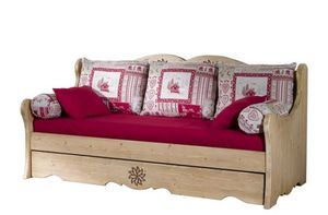 DECOPIN - chatel - Trundle Bed